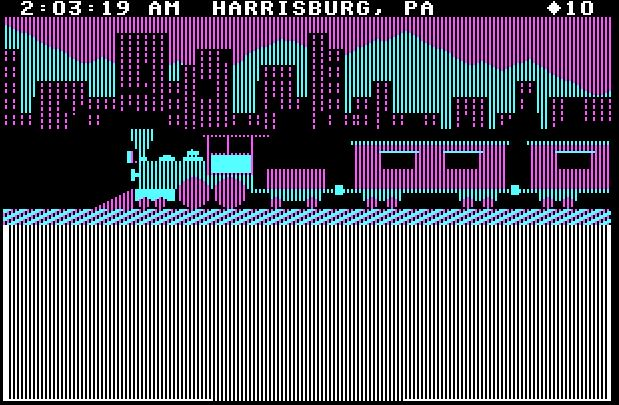 Traveling through USA in Agent USA was one of the key experiences of my early gaming days.