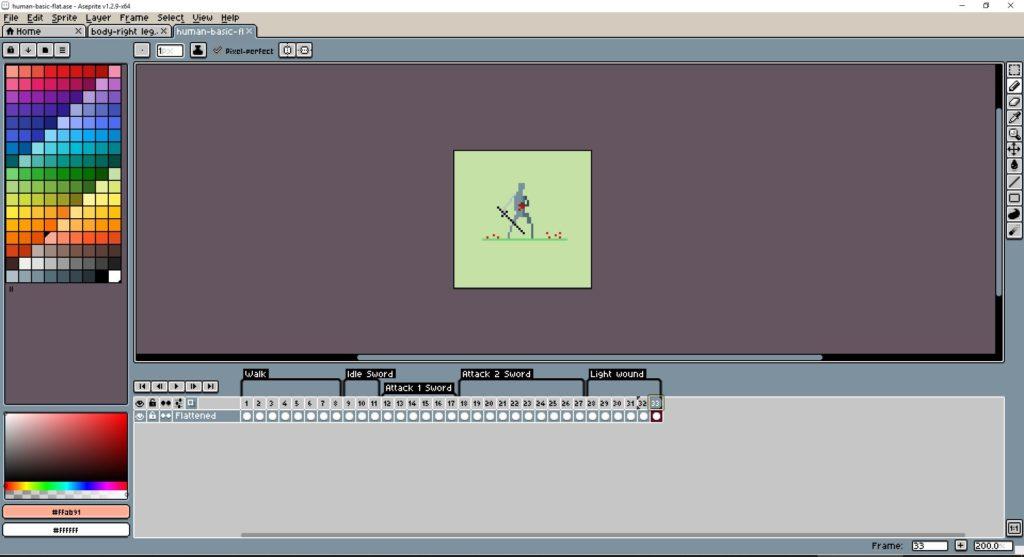 My Choice Of Pixel Art Software