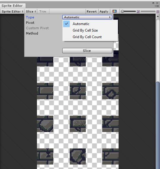Import 2D tiles into Unity